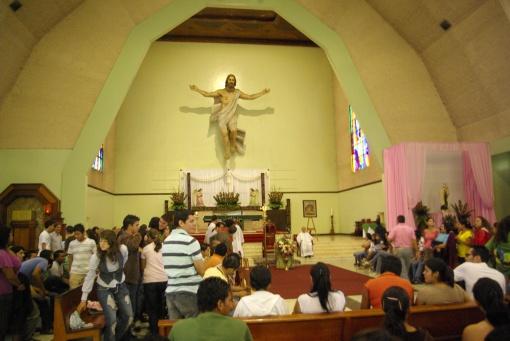 Iglesia Ciudad Quesada